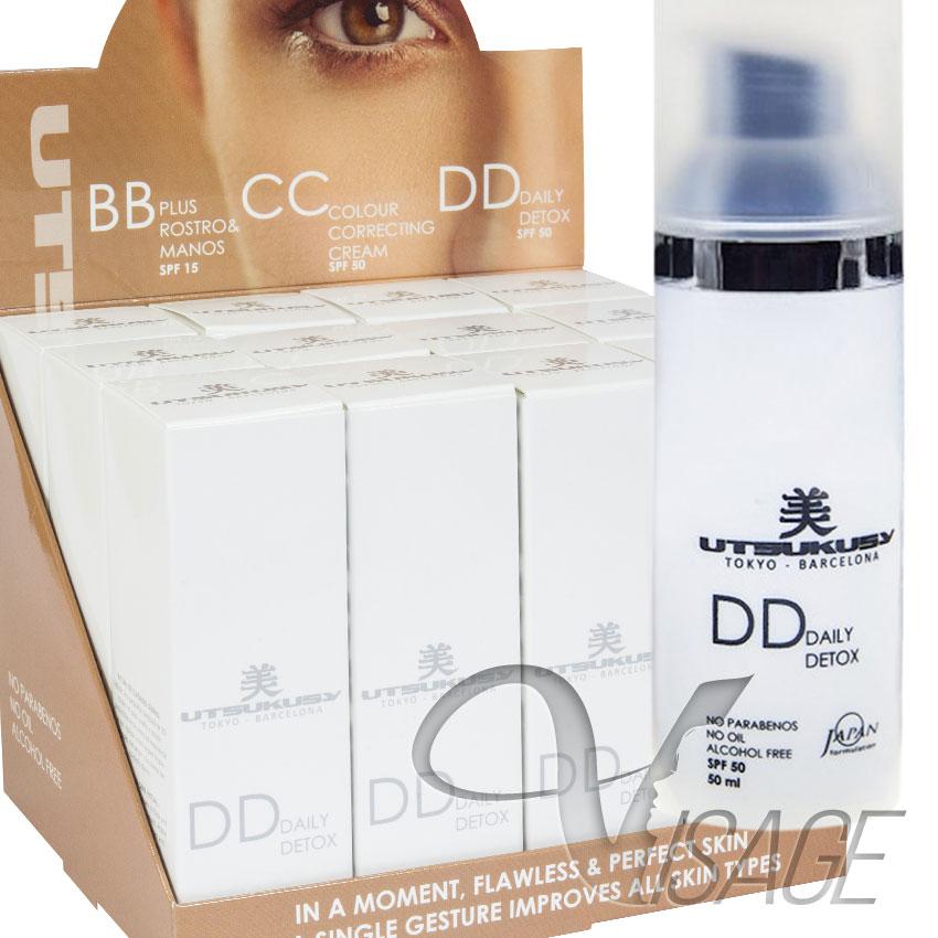 DD Cream – Dunkel getönte Tagescreme 50 ml