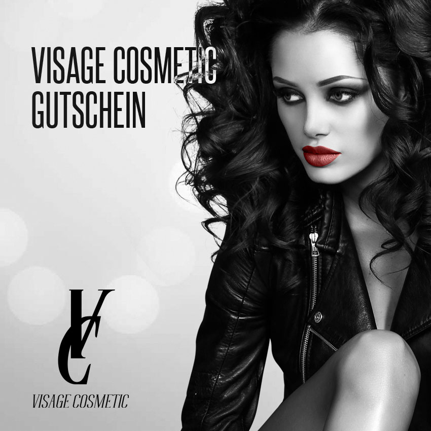 Gutschein by Visage Cosmetic