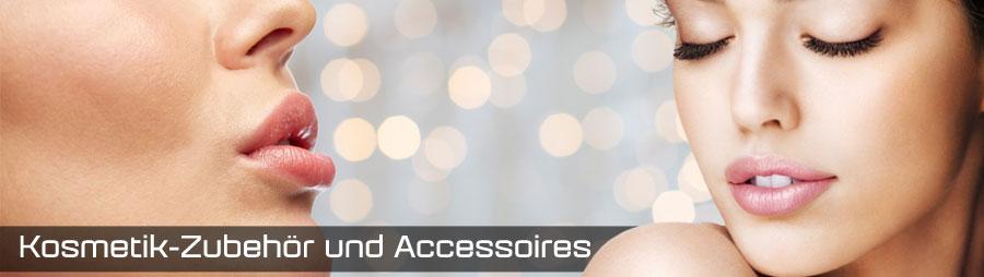 Kosmetik-Zubehör und Accessoires
