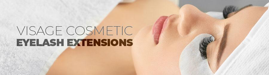 Wimpern-Eyelash Extensions Top Qualität