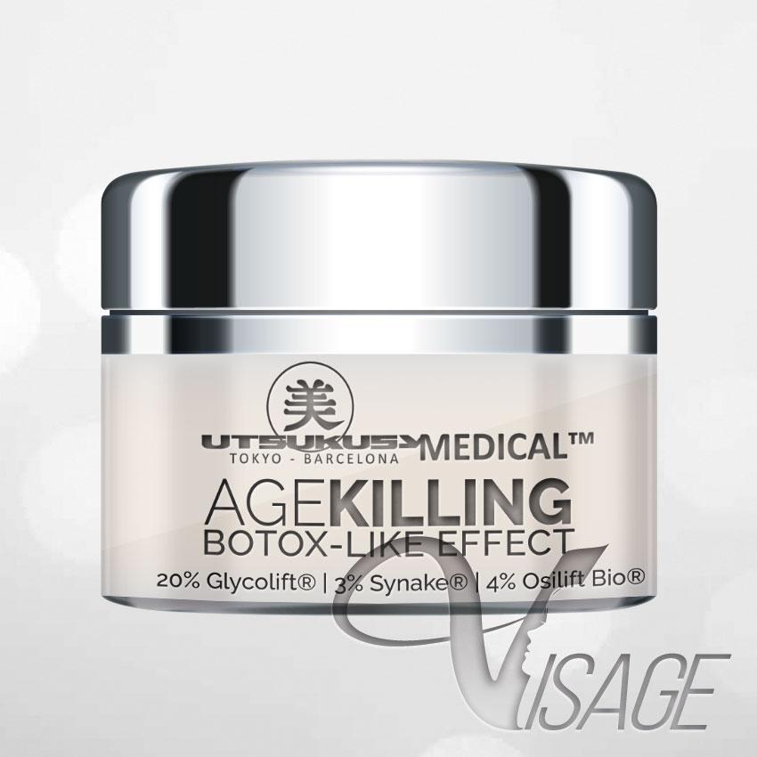 AgeKilling Gesichtscreme 200 ml